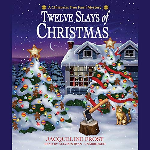 Twelve Slays of Christmas Audiobook