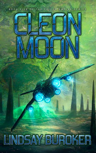 Review: Cleon Moon by Lindsay Buroker