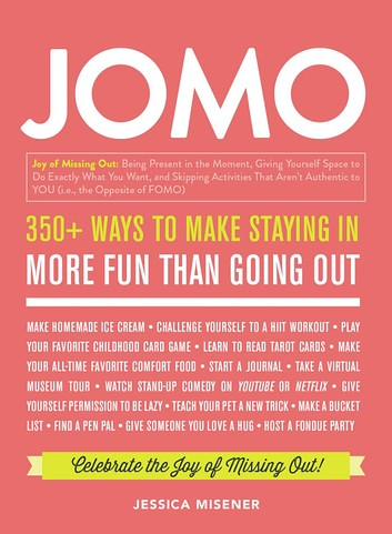 Review: JOMO by Jessica Misener