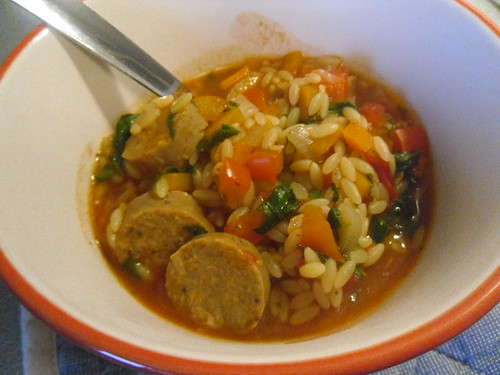 Lola's Kitchen: Orzo Soup Recipe
