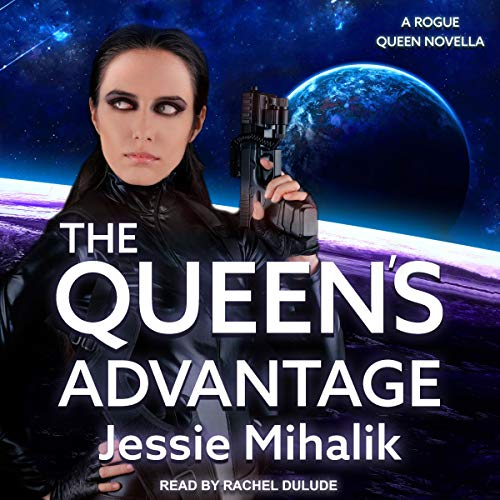 Review: The Queen's Advantage by Jessica Mihalik