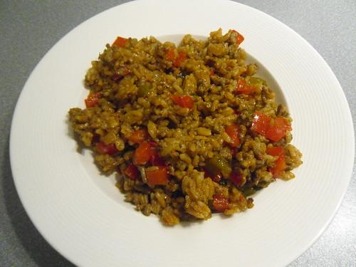 Lola's kitchen: Cajun Dirty Rice Recipe
