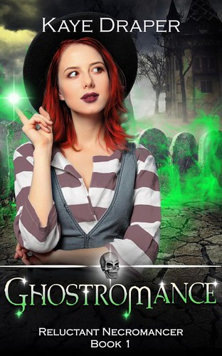 Review: Ghostromance by Kaye Drapper
