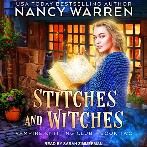 Review: Stitches and Witches by Nancy Warren