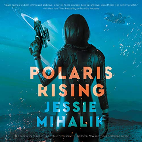 Review: Polaris Rising by Jessie Mihalik
