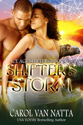 Review: Shifter's Storm by Carol Van Natta