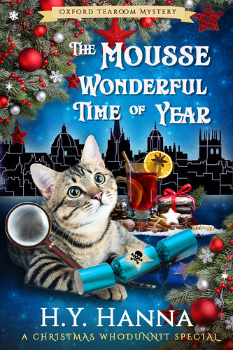 Review: The Mousse Wonderful Time of Year by H.Y. Hanna