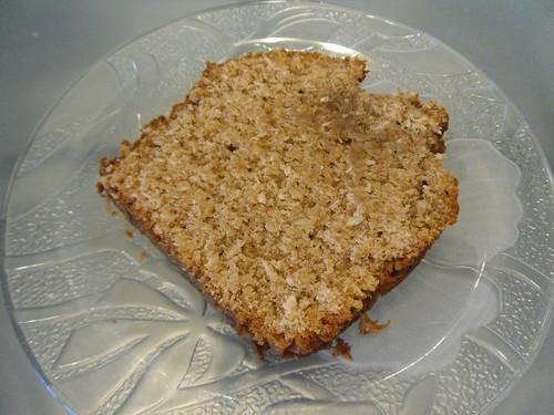 Lola's Kitchen: Banana Bread with Coconut Recipe