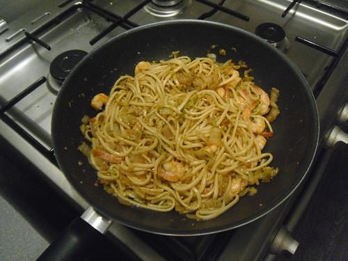 Shrimp-Udon