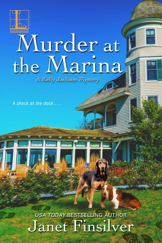 Review: Murder at the Marina by Janet Finsilver