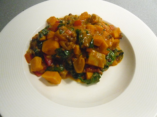 Lola's Kitchen: Sweet Potato Peanut Butter Stew Recipe