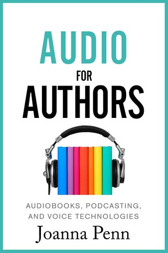 Review: Audio for Authors by Joanna Penn