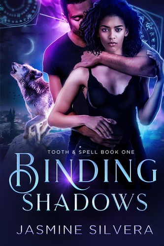 Review: Binding Shadows by Jasmine Silvera