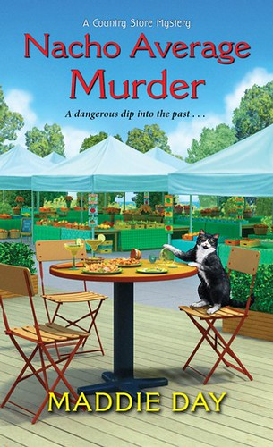 Review: Nacho Average Murder by Maddie Day