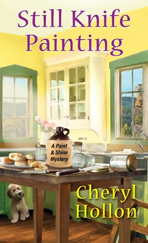 Review: Still Knife Painting by Cheryl Hollon