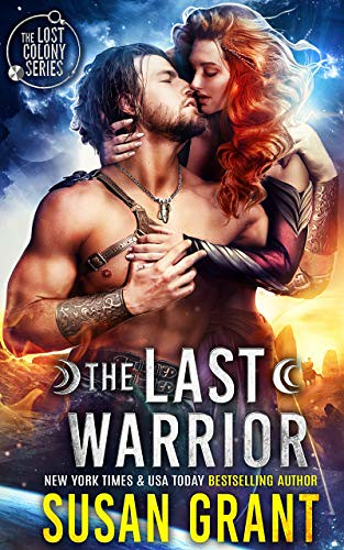 Review: The Last warrior by Susan Grant