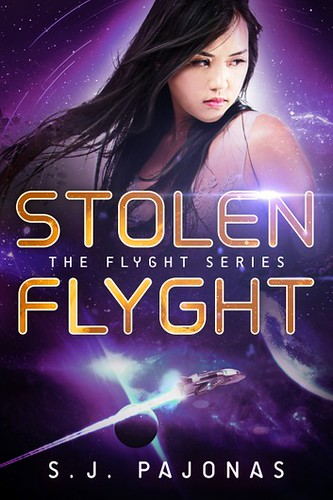 Review: Stolen Flyght by S.J. Pajonas