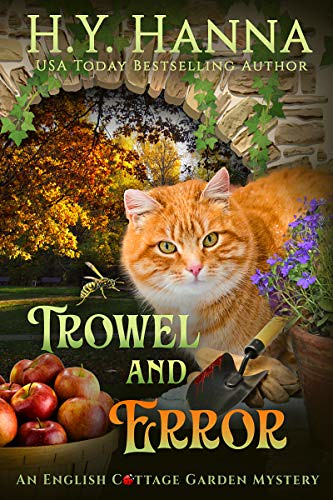 Review: Trowel and Error by H.Y. Hanna