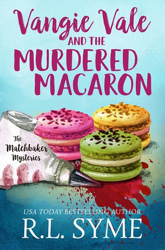 Review: Vangie Vale and the Murdered Macaron