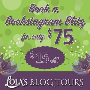 Bookstagram Blitz Discount