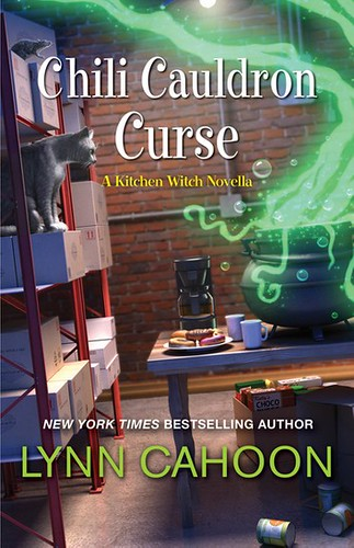 Review: Chili Cauldron Curse by Lynn Cahoon