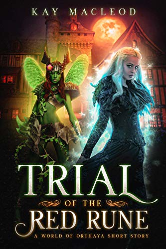 Review: Trial of the Red Rune by Kay MacLeod