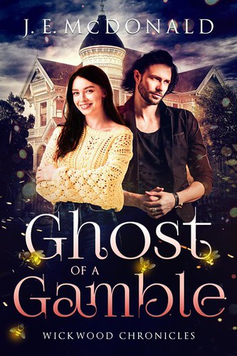 Review: Ghost of a Gamble by J.E. McDonald