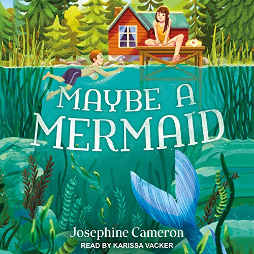 Review: Maybe a Mermaid by Josephine Cameron