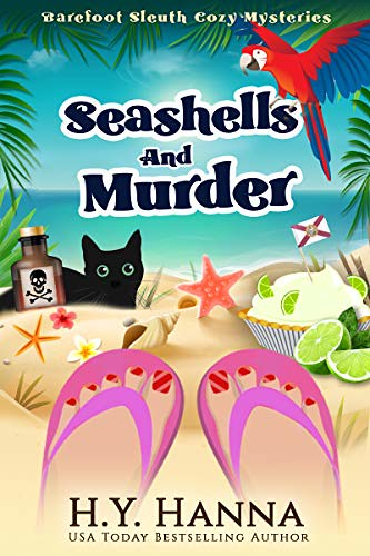Review: Seashells and Murder by H.Y. Hanna