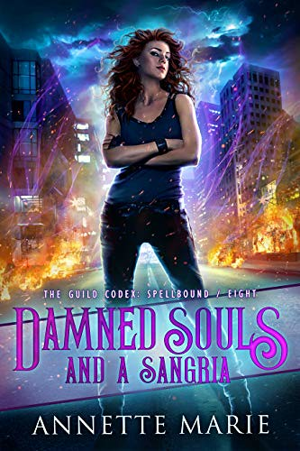 Review: Damned Souls and a Sangria by Annette Marie