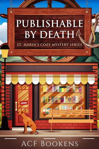 Review: Publishable by Death by A.C.F. Bookens