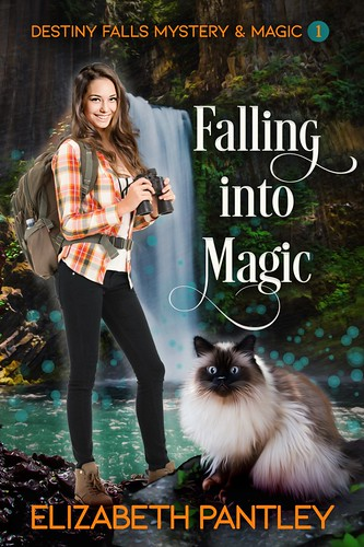 Review: Falling Into Magic by Elizabeth Pantley