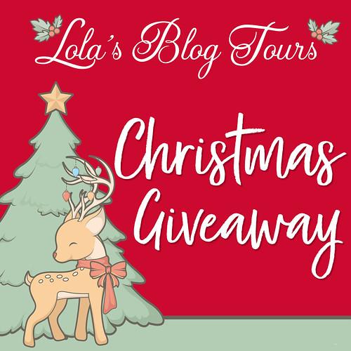 Lola's Blog Tours Christmas Giveaway