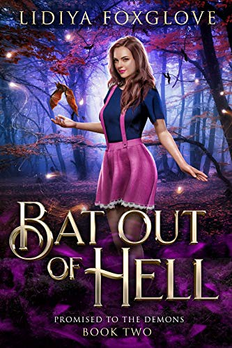 Review: Bat Out of Hell by Lidiya Foxglove