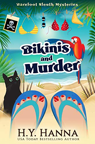 Review: Bikinis and Murder by H.Y. Hanna