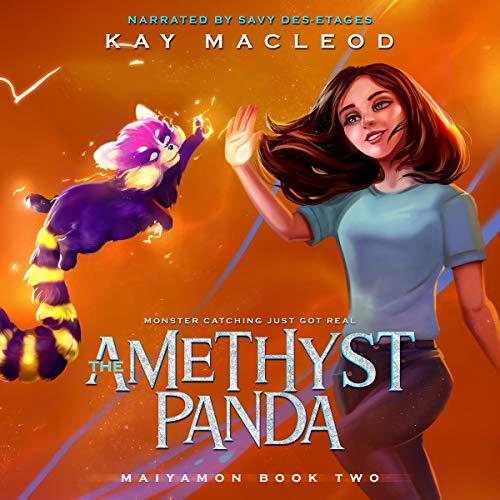 Amethyst Panda