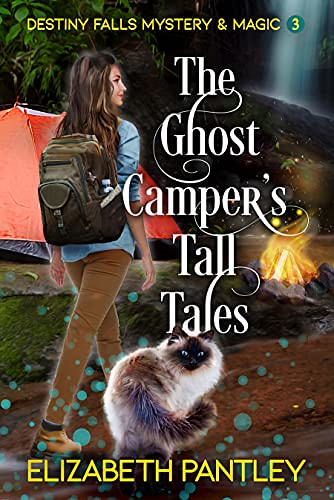 Review: The Ghost Camper's Tall Tales by Elizabeth Pantley