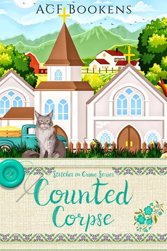 Review: Counted Corpse by A.C.F Bookens