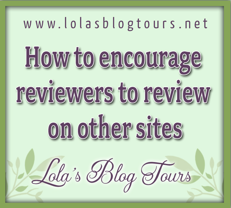 how to encourage reviewers to review on other sites graphic